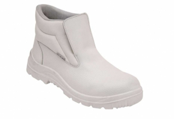 Safety White-Color Shoes KYL-907